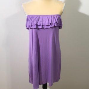 Victoria's Secret Lavender Modal Coverup